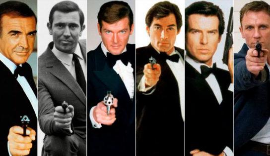 James Bond, reinventado… la primera vez, hace 50 años