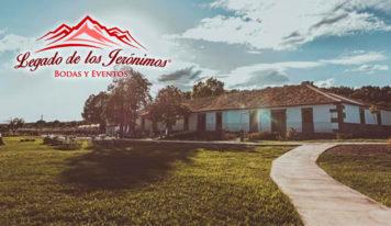 Finca para bodas y eventos en Ávila, El Legado