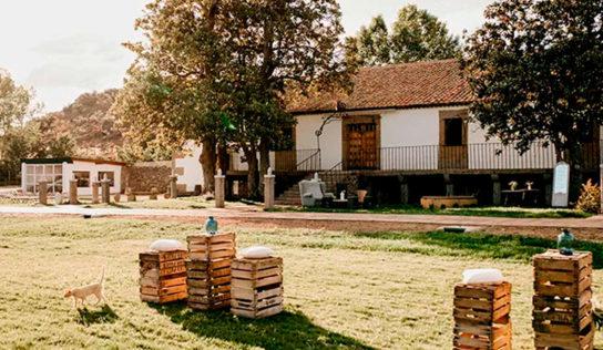 Finca para bodas y eventos en Ávila