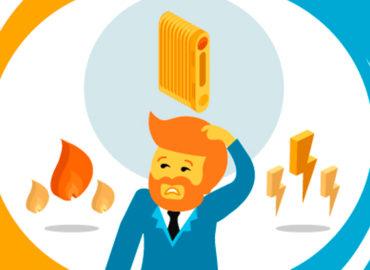 La calefacción en empresas tipos y consejos de ahorro