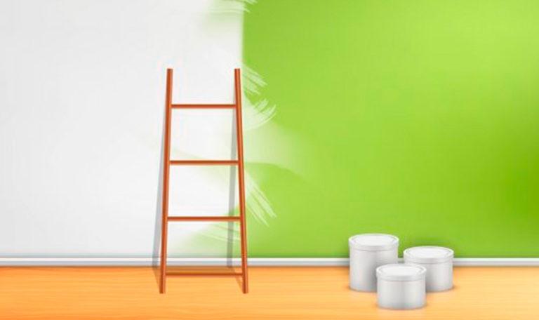 ¿Qué pintura debes elegir para la decoración de una habitación?