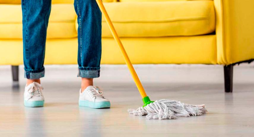 Un plan de limpieza que funciona en 15 minutos al día