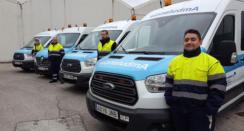 ¿Sabías que hace un asistente de ambulancia? Descúbrelo aquí