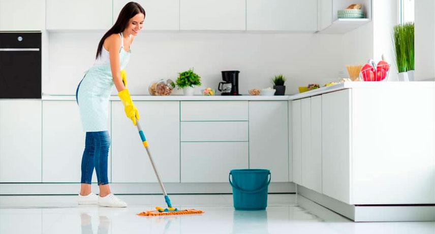 Cómo puedes retrasar la aparición del polvo en tu casa