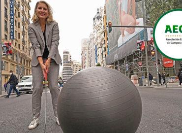 La AECG y Arum Group firman un convenio para dar impulso internacional a la industria española del golf