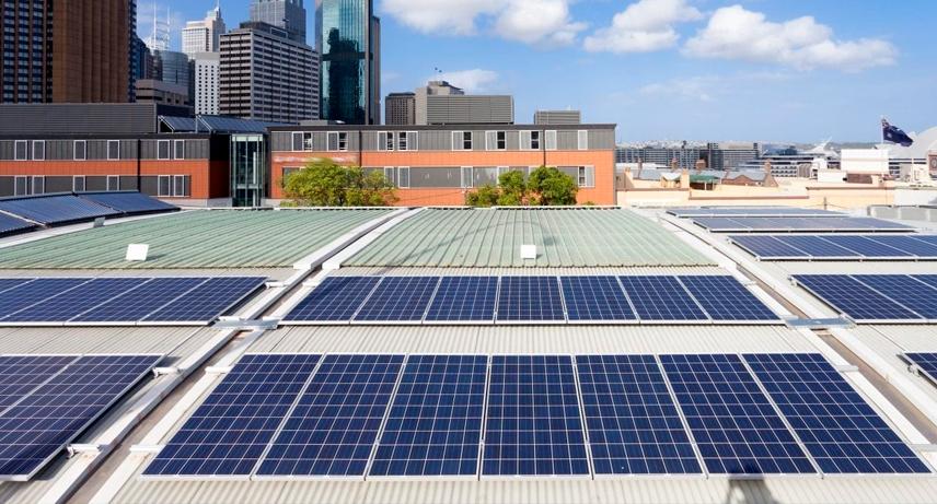 ¿Qué es una placa solar?