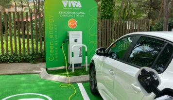 Hotels VIVA apuesta por las soluciones de movilidad eléctrica de Schneider Electric en todos sus hoteles
