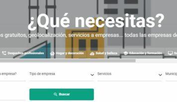«Empresas en Navarra», un buscador para conocer y dar a conocer empresas