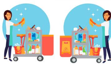 7 cualidades más importantes de una buena empresa de limpieza
