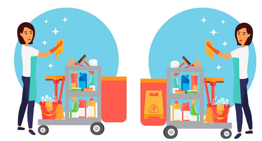 Conoce las 7 cualidades más importantes de una buena empresa de limpieza