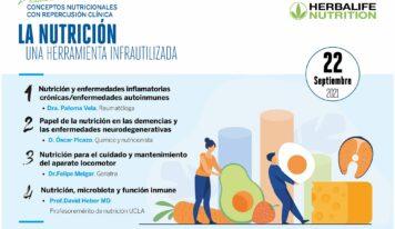 El envejecimiento saludable, a examen en el curso «Conceptos Nutricionales con Repercusión Clínica»