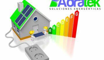 ¿Cómo ahorrar en la factura de la luz instalando placas solares? Por ADRATEK