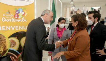 Productos agroalimentarios guatemaltecos conquistan empresarios italianos