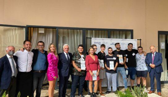 Armadores de pesca y la MasterChef Luna Zacharias coronan al nuevo gran cocinero de Canarias